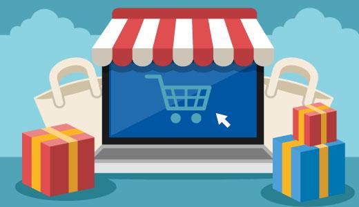 Comprobación de las funciones de comercio electrónico