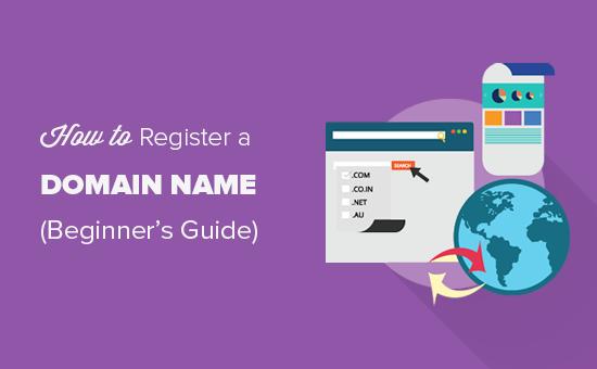 Cómo registrar su propio nombre de dominio y cómo obtener uno gratis